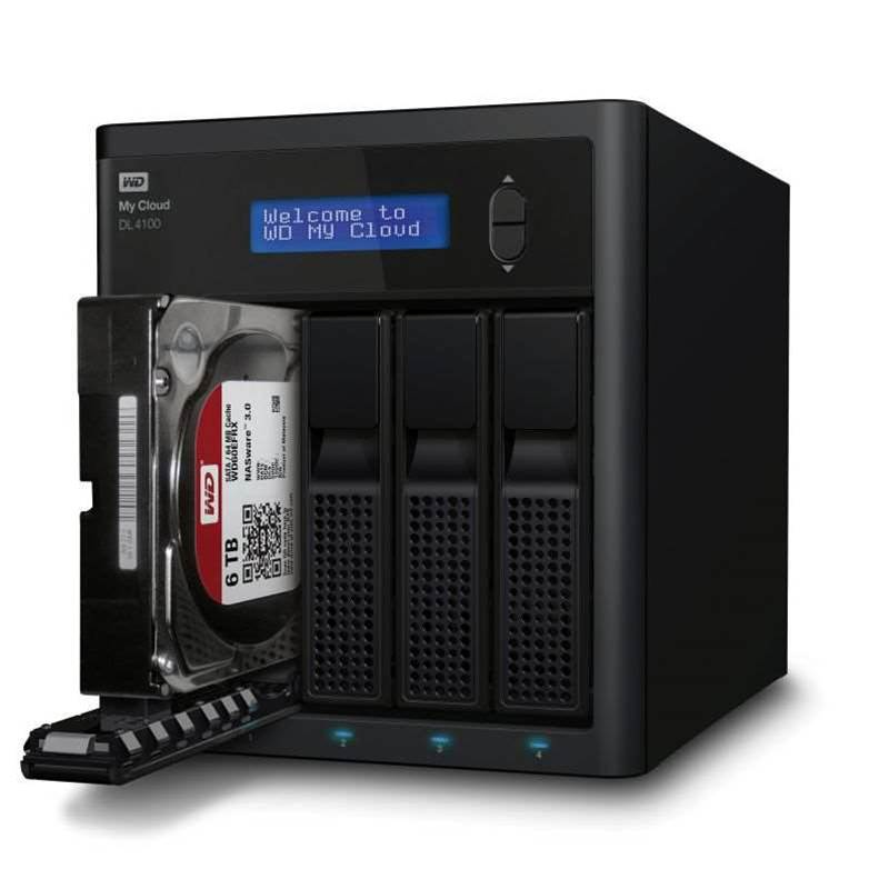 Review: Western Digital My Cloud EX2100 NAS