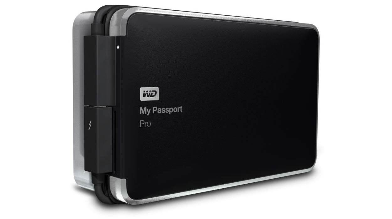 Review: WD My Passport Pro