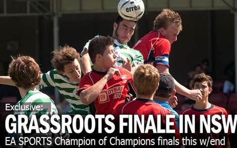 Grassroots Finale This Weekend
