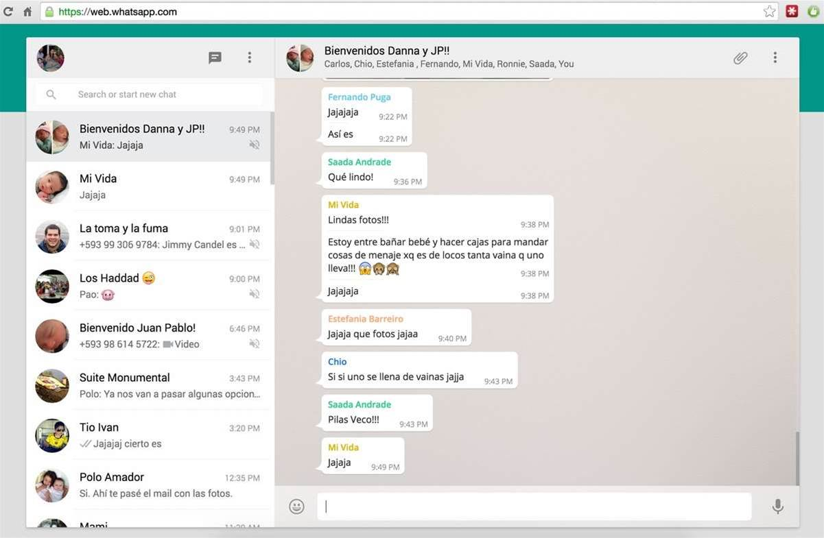 WhatsApp releases desktop app for Windows 8+, Mac