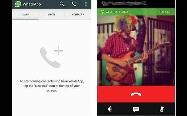 Voice-calls coming to WhatsApp very soon
