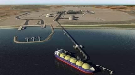 Alcatel-Lucent lands Wheatstone LNG work