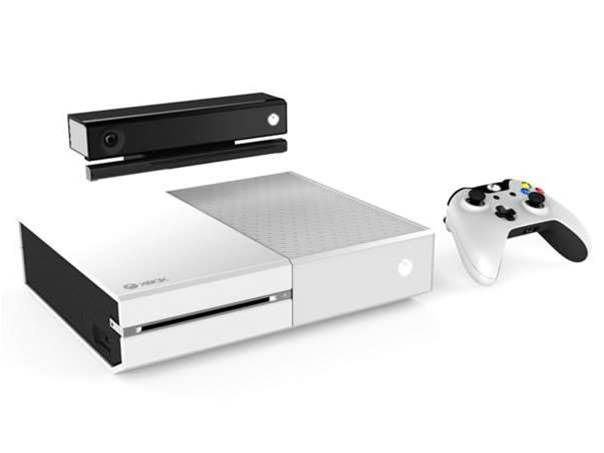 White Xbox One and cheaper, Blu-ray-less model coming this year