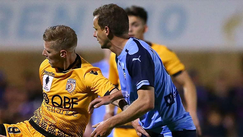 Wilkinson loving Sydney FC