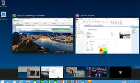 Microsoft throws curveball with Windows 10