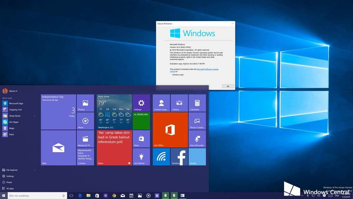 Windows 10 drops 29 July... but only for some