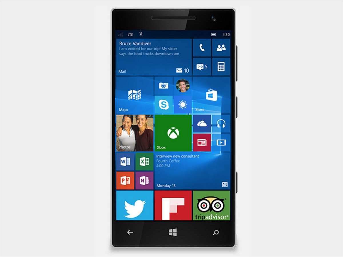 Windows 10 Mobile now available for a handful of older phones