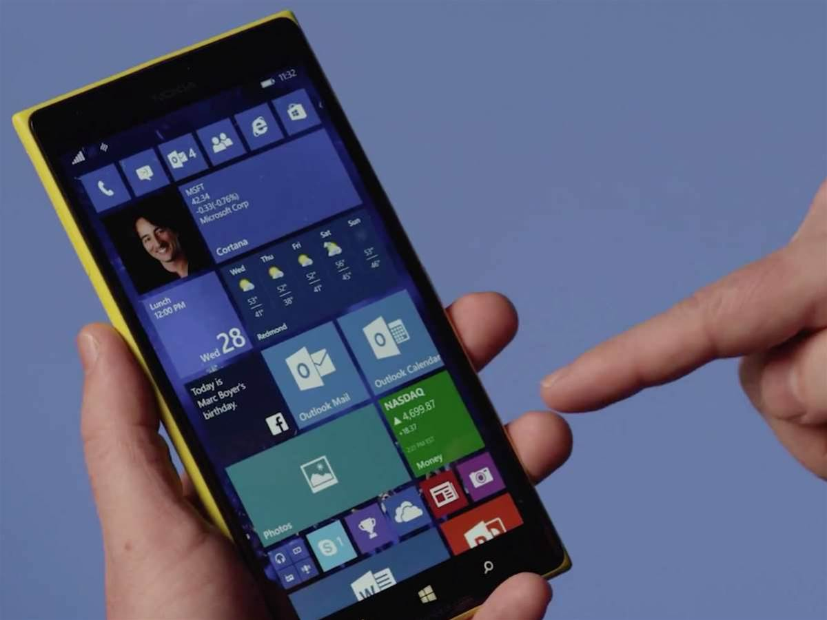 Windows 10 phone preview available now, but only for a few Lumias