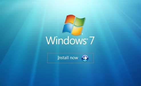 Windows 7 tops 20 percent market share