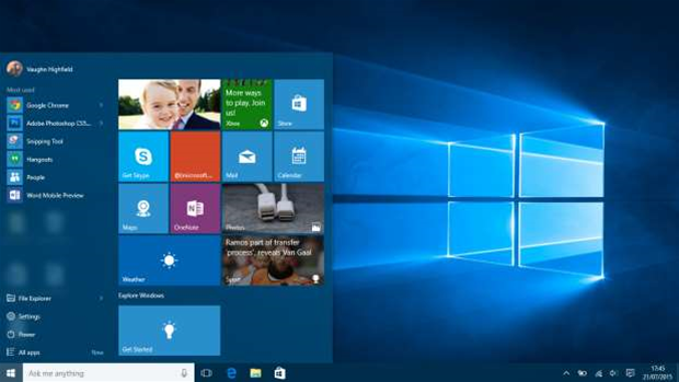 Your free Windows 10 update expires in days