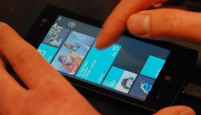 Windows Phone gets server management tools