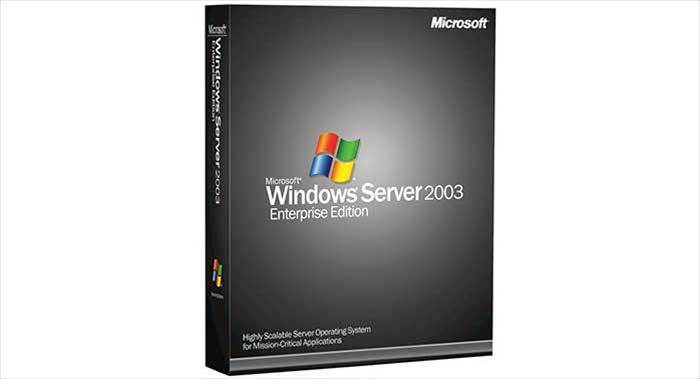 Zero-day on Windows Server 2003 could affect up to 600,000 servers