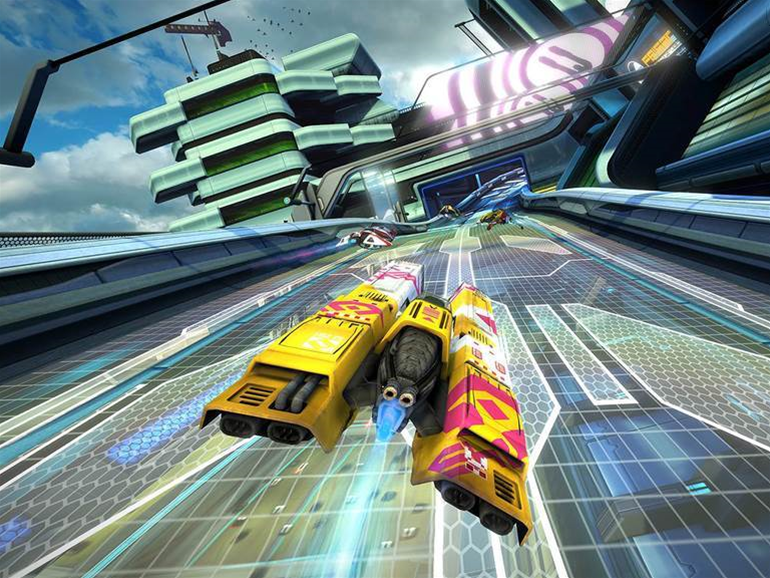Review: WipEout Omega Collection