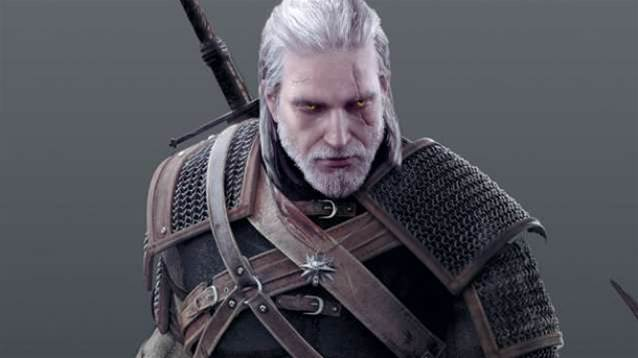 The Witcher 3 grows a bushy hipster beard