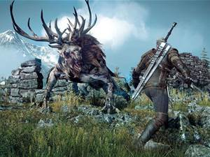 Check out 35 minutes of Witcher 3 gameplay!