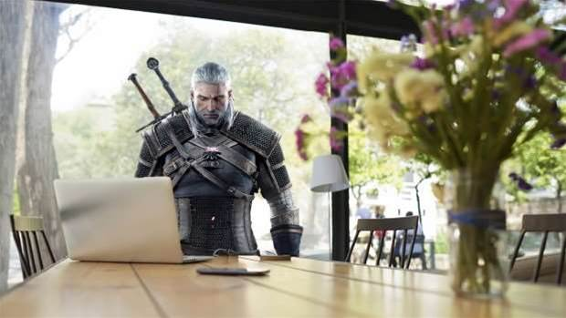 Why The Witcher 3 gets the ups and downs of self-employment so right