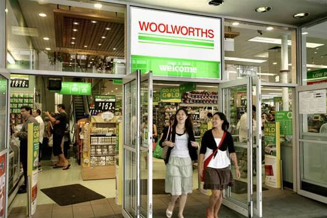 Woolworths deploys support app on Google engine