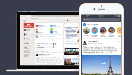 NBN Co signs up to Facebook's Workplace