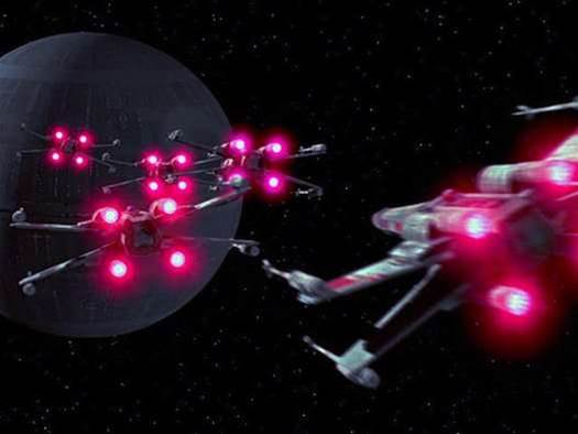 X-Wing Squadron Kickstarter Raises $100K To Strike Back Against Death Star Kickstarter