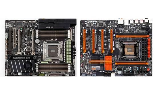 Reviewed: X79 Chipset Motherboards
