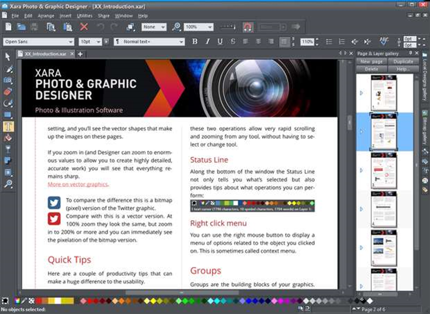 Xara updates its affordable photo and design tool