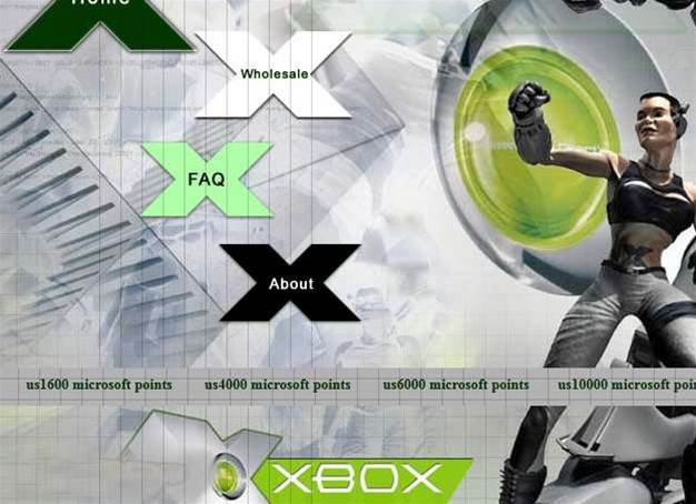 Xbox Live a goldmine for hackers