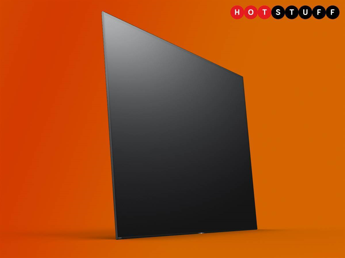 Sony's ridiculous OLED TVs don't have a speaker