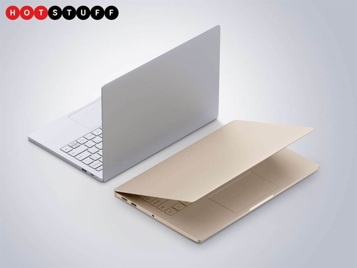 Xiaomi bites Apple with thin, light and gorgeous Mi Notebook Air