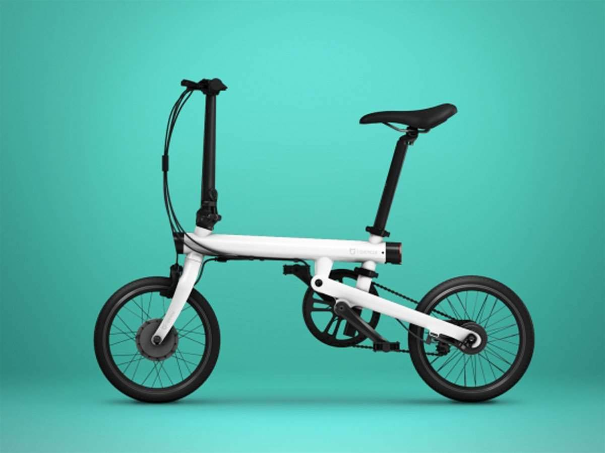 Xiaomi's electric bike will whizz you 28 miles on one charge