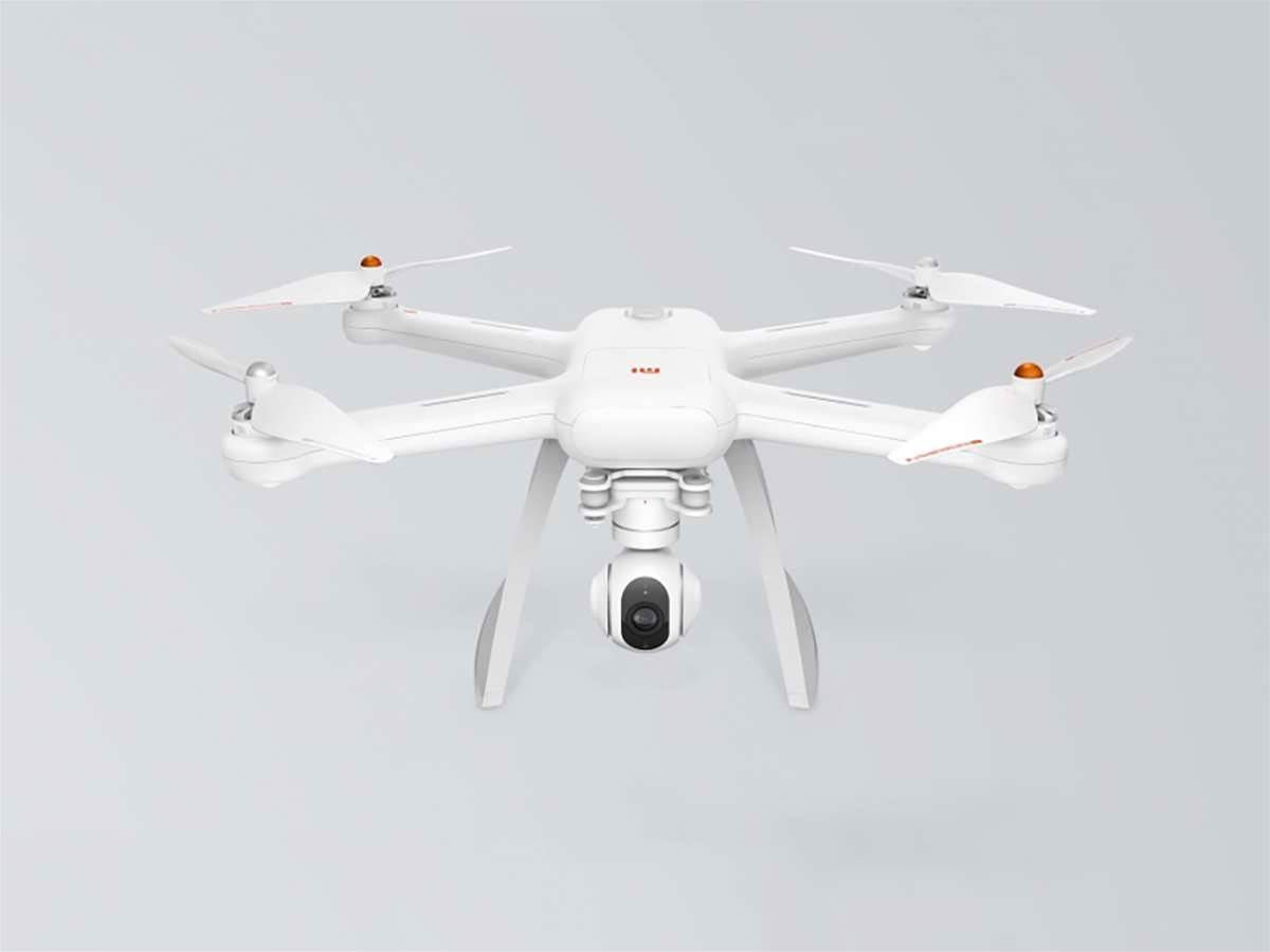 Xiaomi Mi Drone gets cleared for take-off