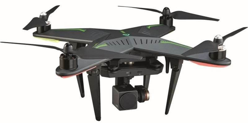 Review: New Xiro Xplorer V drone is supremely versatile in flight and photography