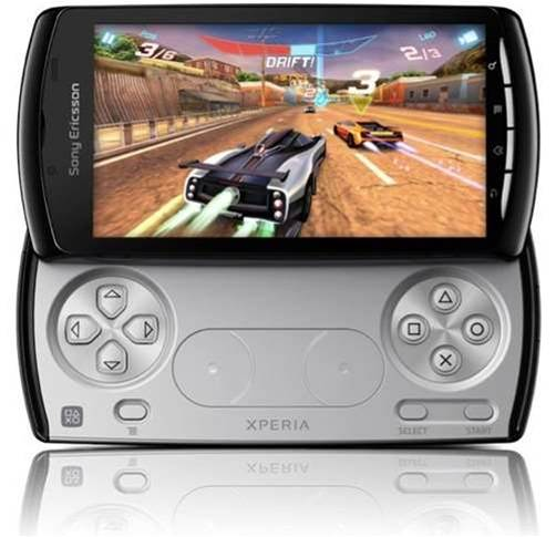 Sony Ericsson Xperia Play review: the phone that's a gaming machine