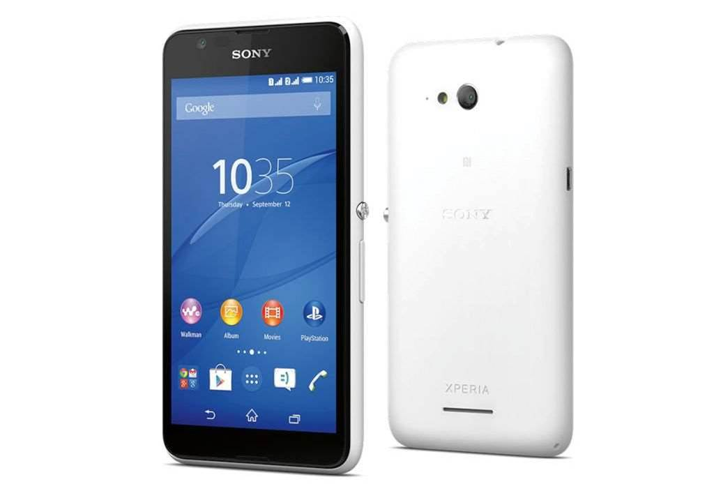 One Minute Review: Sony Xperia E4