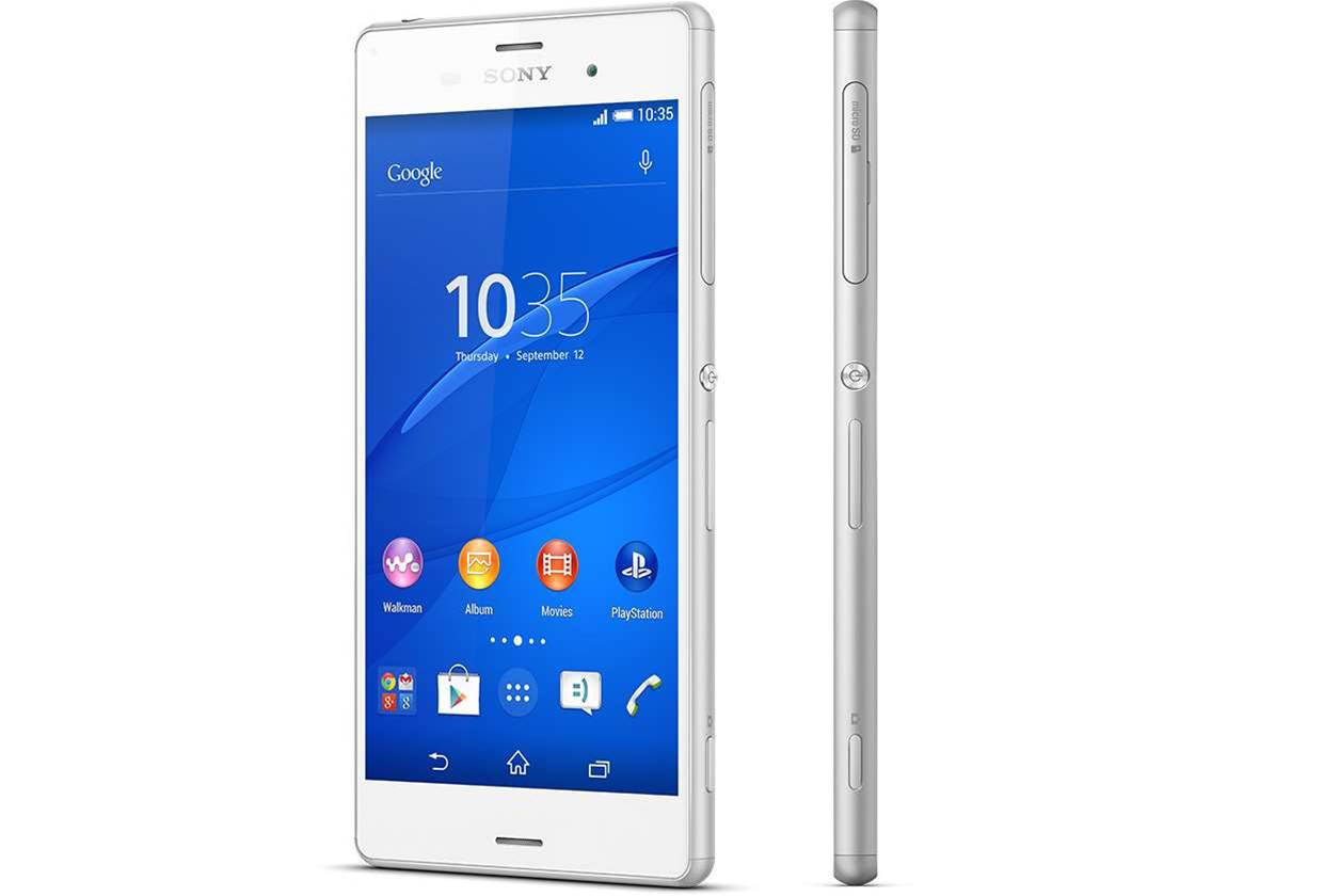 Pre-orders now available for the Sony Experia Z3 and ZX Compact