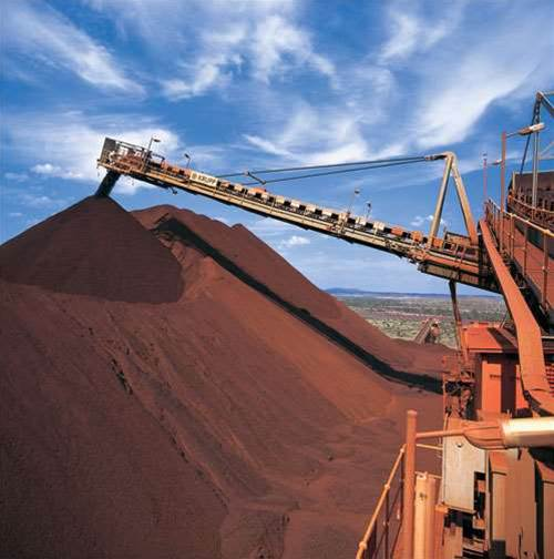 Rio Tinto prepares mine for driverless trucks