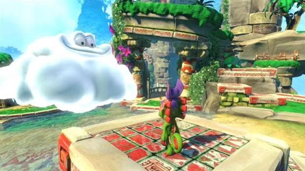 Yooka-Laylee is an unadulterated shot of N64 nostalgia