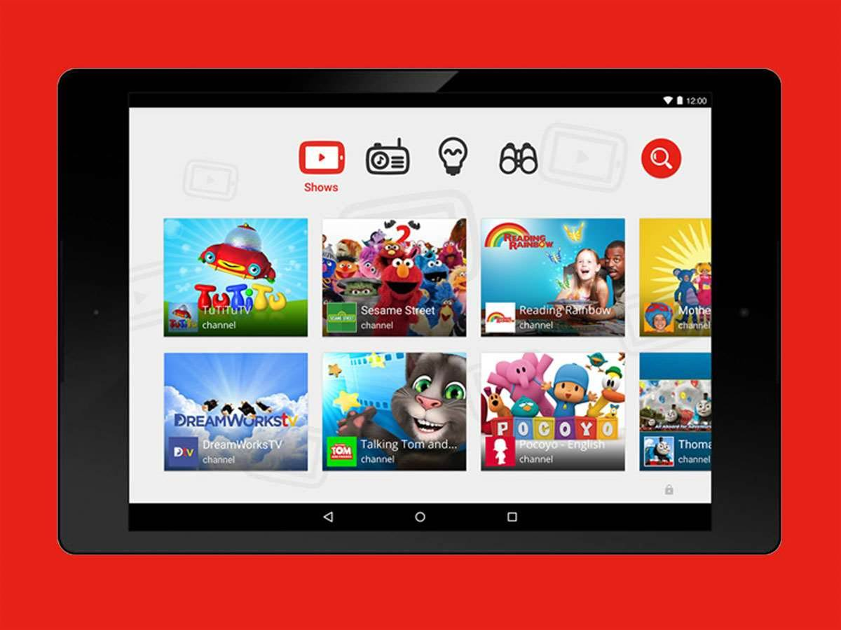Child-friendly YouTube app on the way