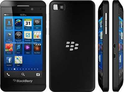 BlackBerry's Aussie onslaught