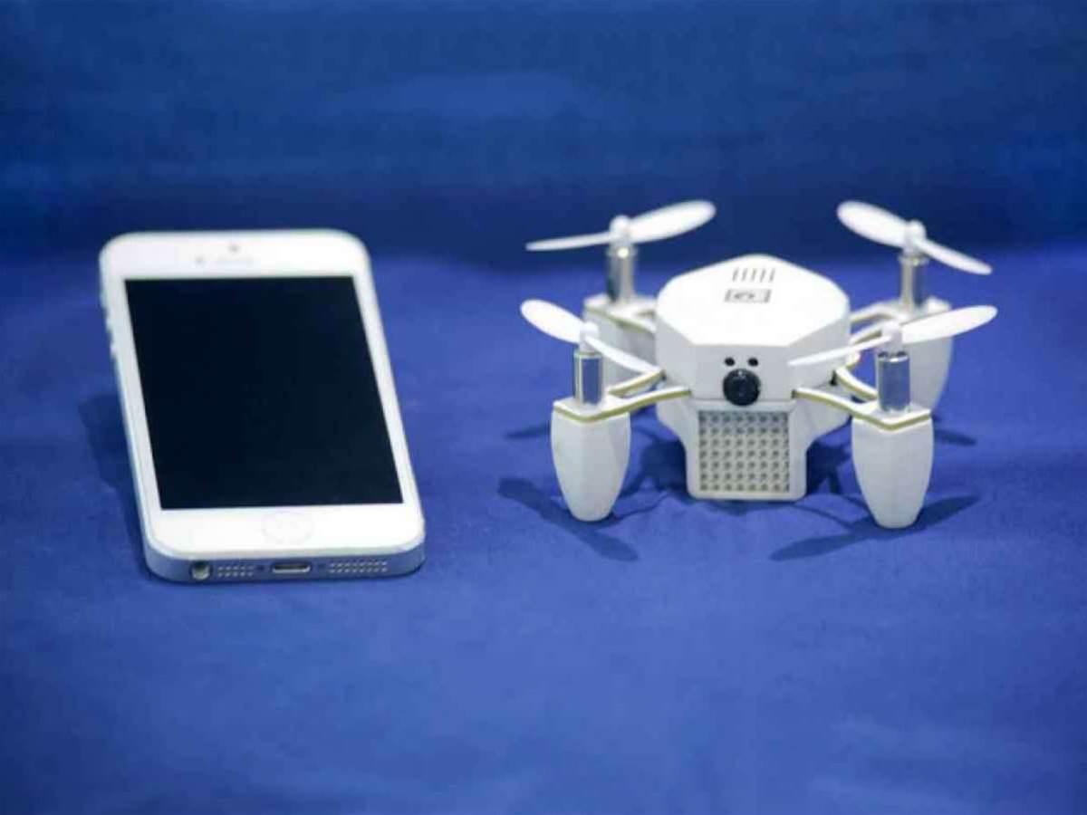 Failed Zano drone Kickstarter exposed