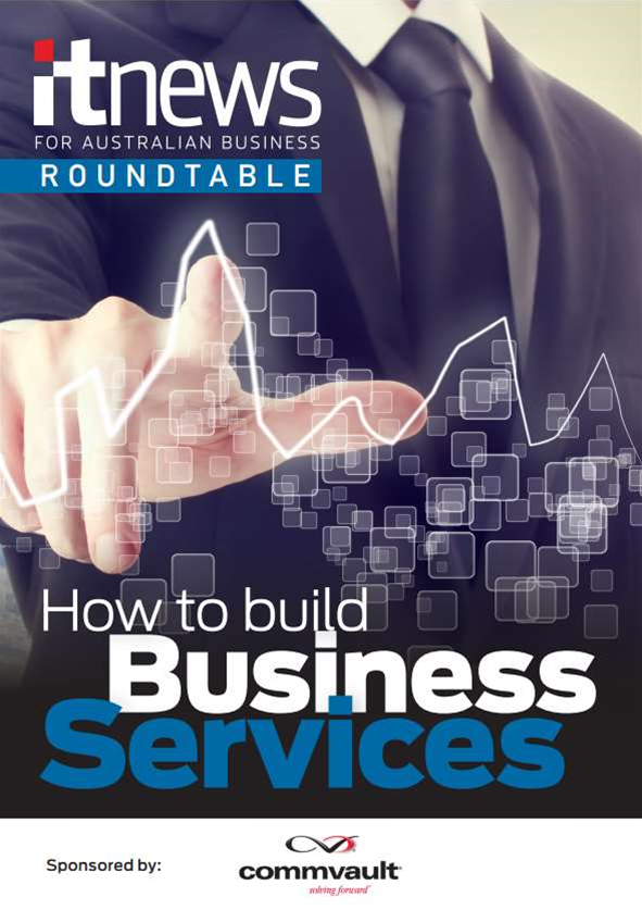 How to build business services