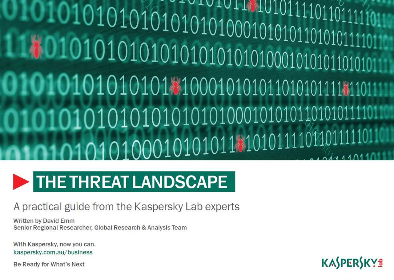 Whitepaper: The Threat Landscape