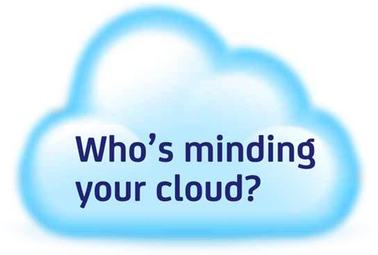 Infographic: Who's minding your cloud?
