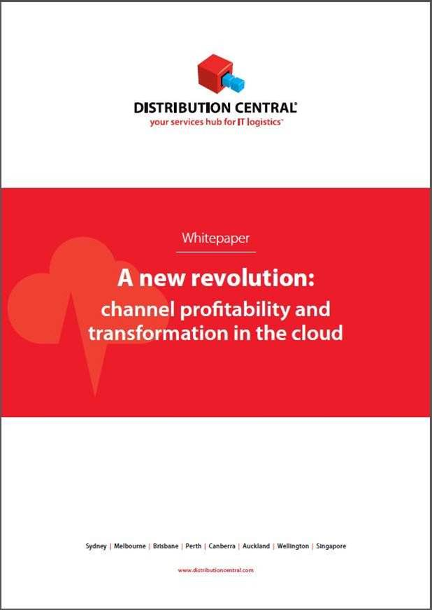 A new revolution: channel profitability and transformation in the cloud