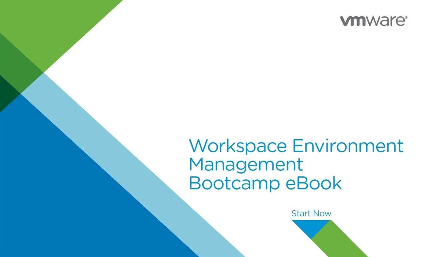 Workspace Environment Management Bootcamp eBook