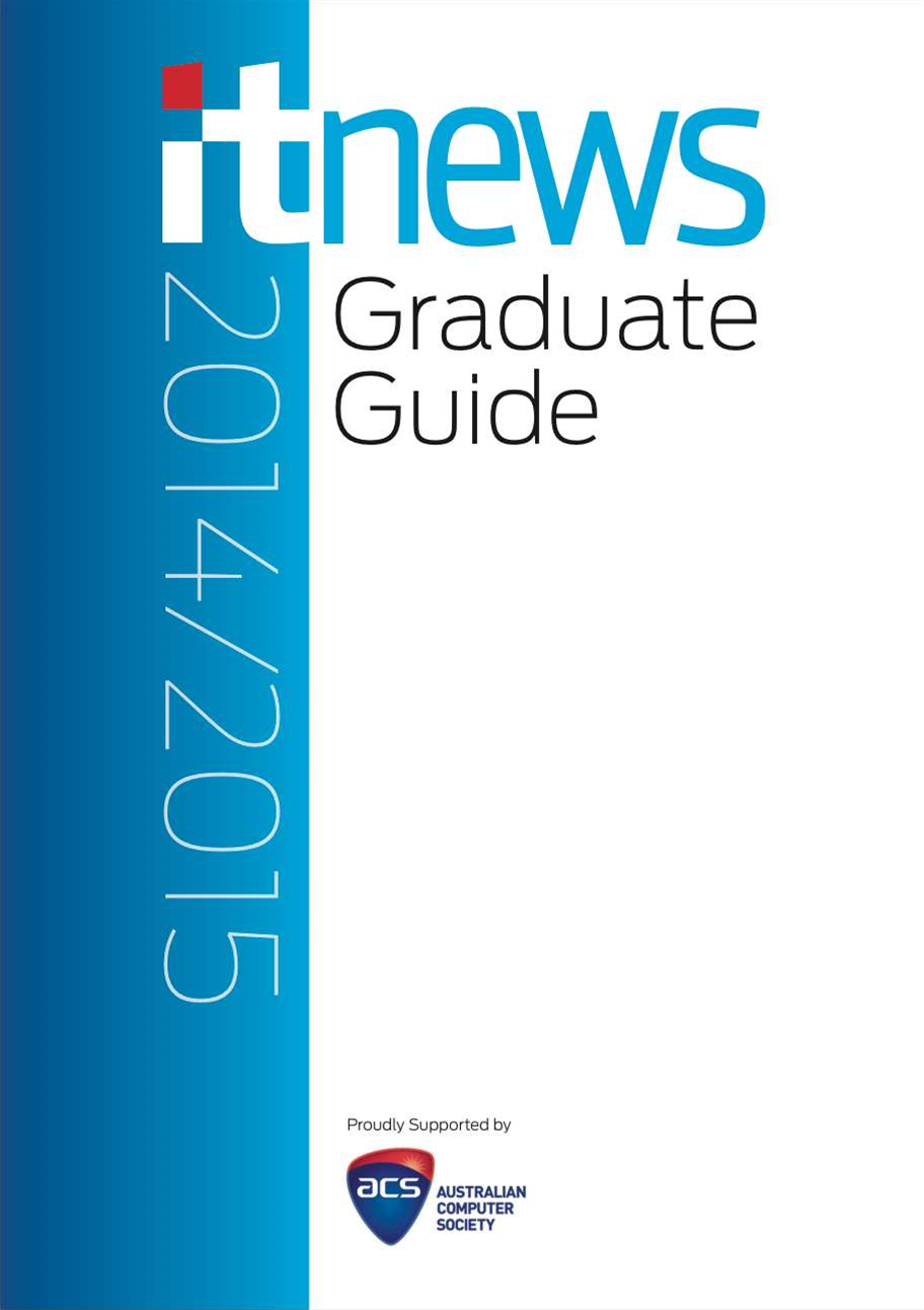 The 2014/15 iTnews Grad Guide