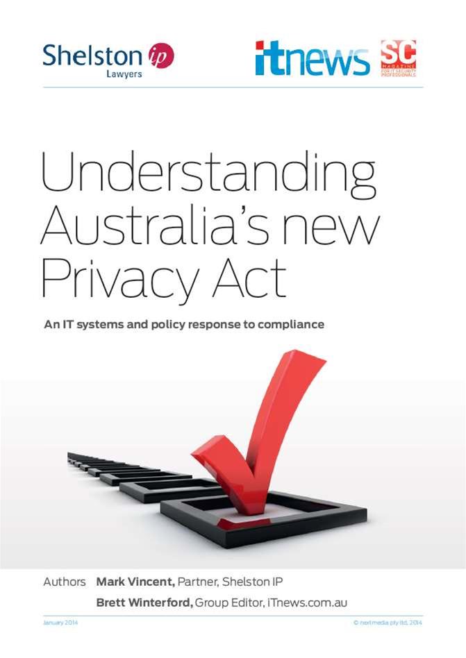 Understanding Australia's new Privacy Act