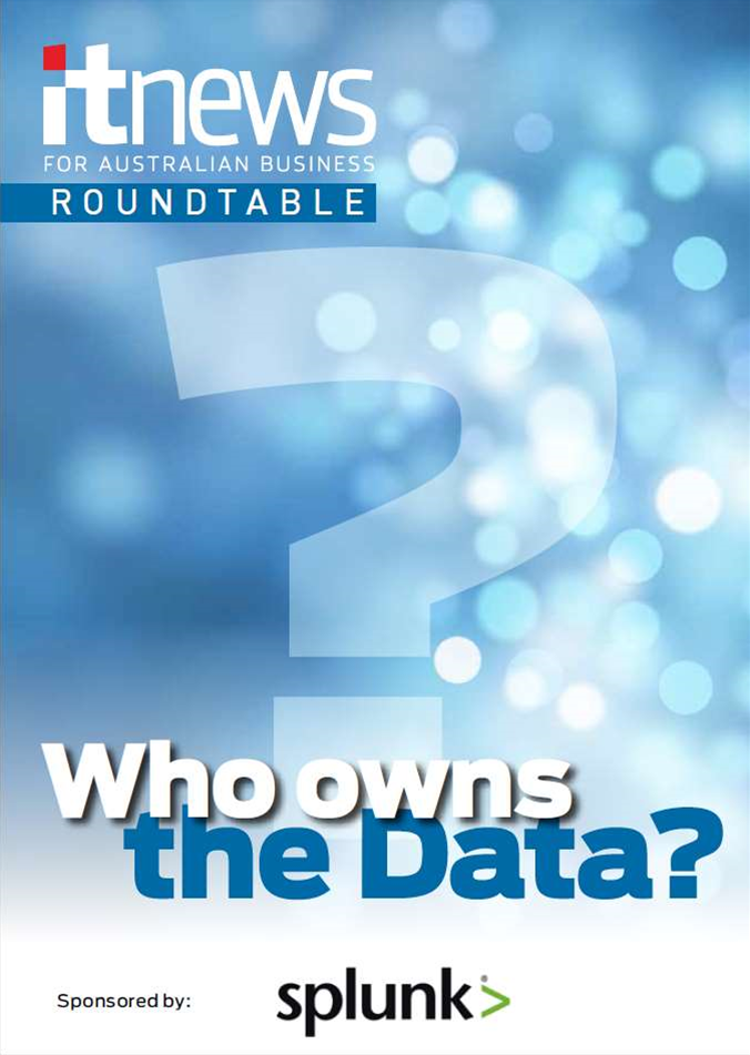 Who owns the data?