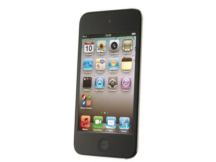 Apple iPod touch (4th gen, 32GB)