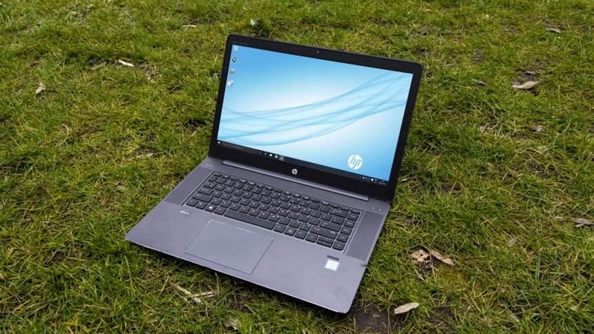 HP ZBook Studio G3 review: Meet the world's fastest laptop