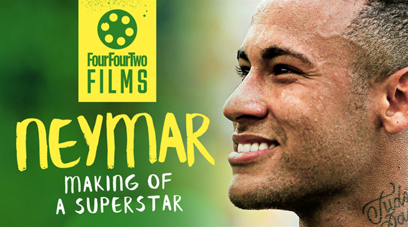 EXCLUSIVE! Neymar - the making of a superstar